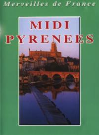 Midi pyrenees - dvd  merveilles de france