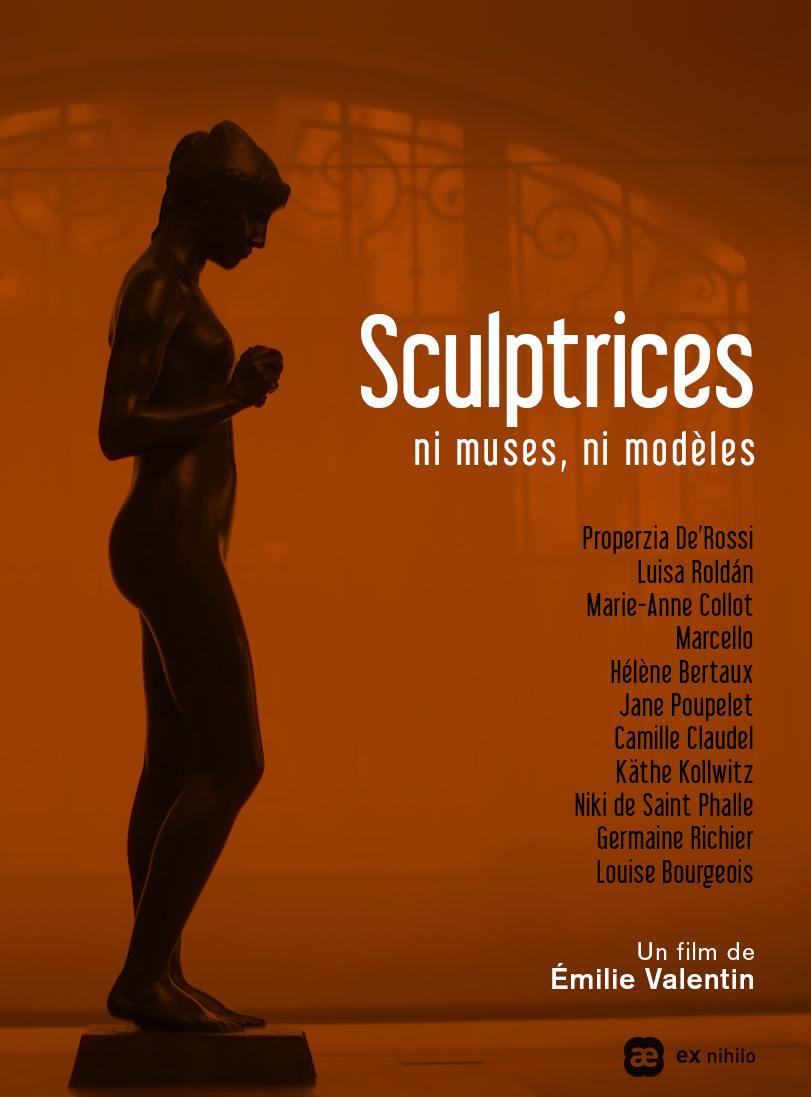 Sculptrices, ni muses, ni modeles - dvd