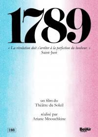 1789 - 2 dvd + livret