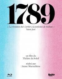 1789 - blu-ray + livret