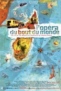 L'opera du bout du monde - dvd