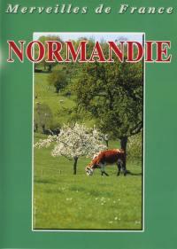 Normandie - dvd  merveilles de france