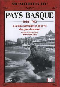 Memoires du pays basque - dvd