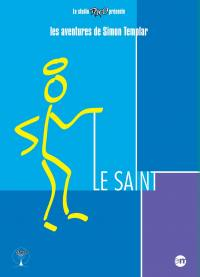 Coffret le saint - 4 dvd