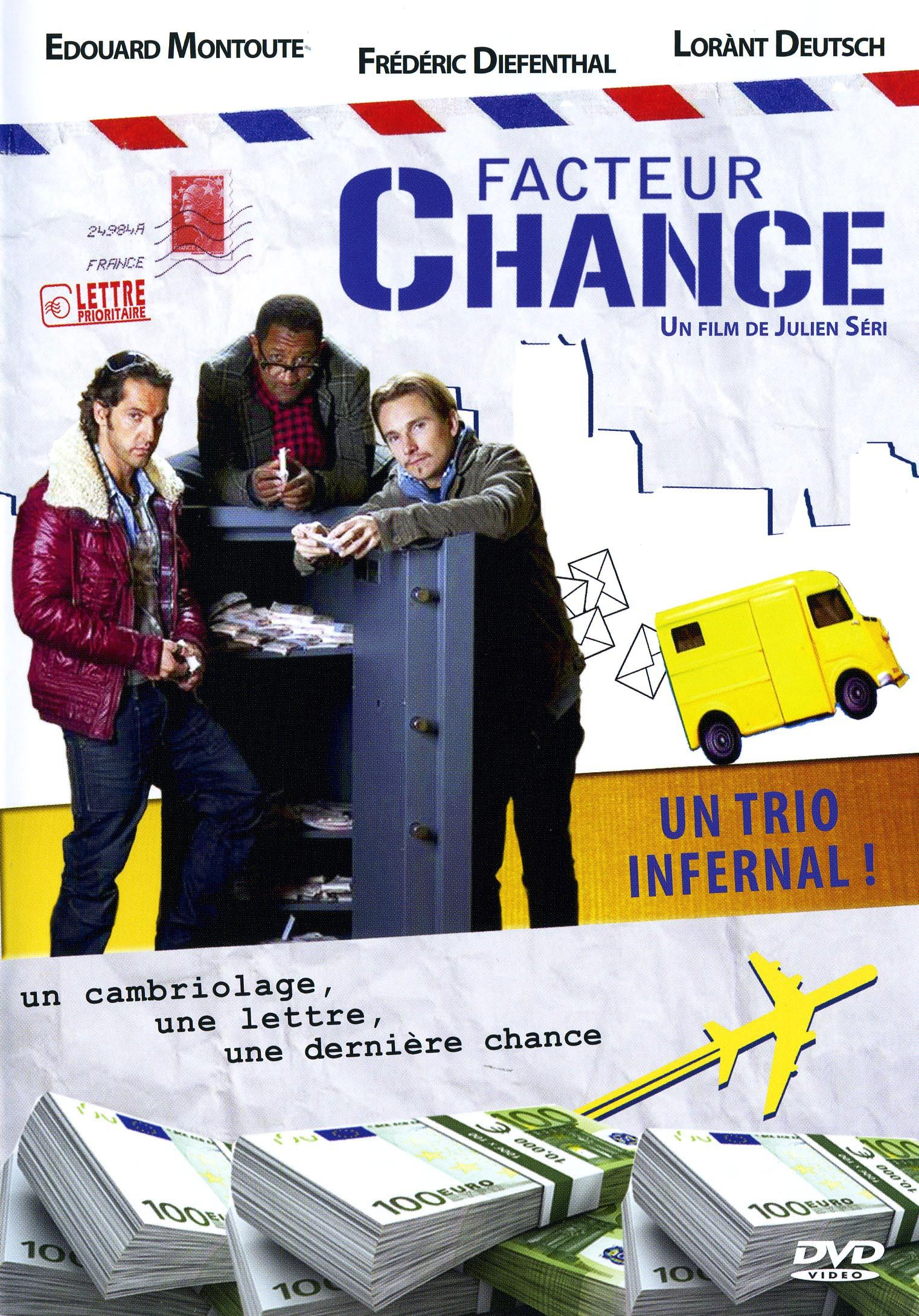 Facteur chance - dvd