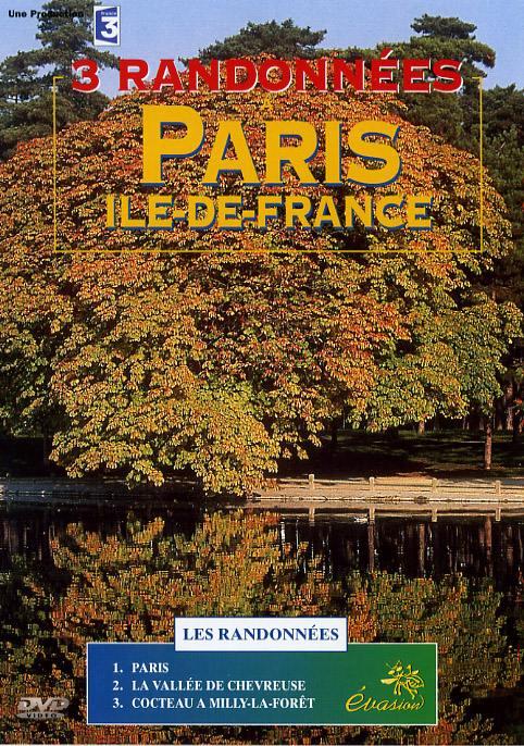 Paris - dvd  randonnees