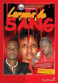 Les larmes de sang - dvd