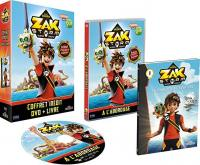 Zak storm - collection livre + dvd