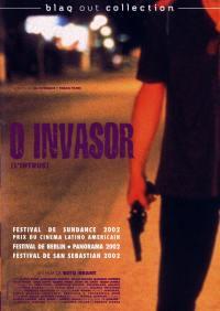 O invasor - dvd
