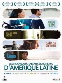 Nouveaux talents du cinema d'amerique latine (les) - 5 dvd