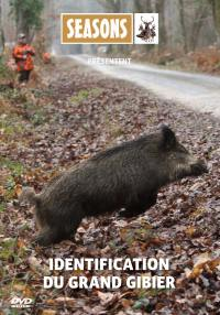 Identification du grand gibier - dvd