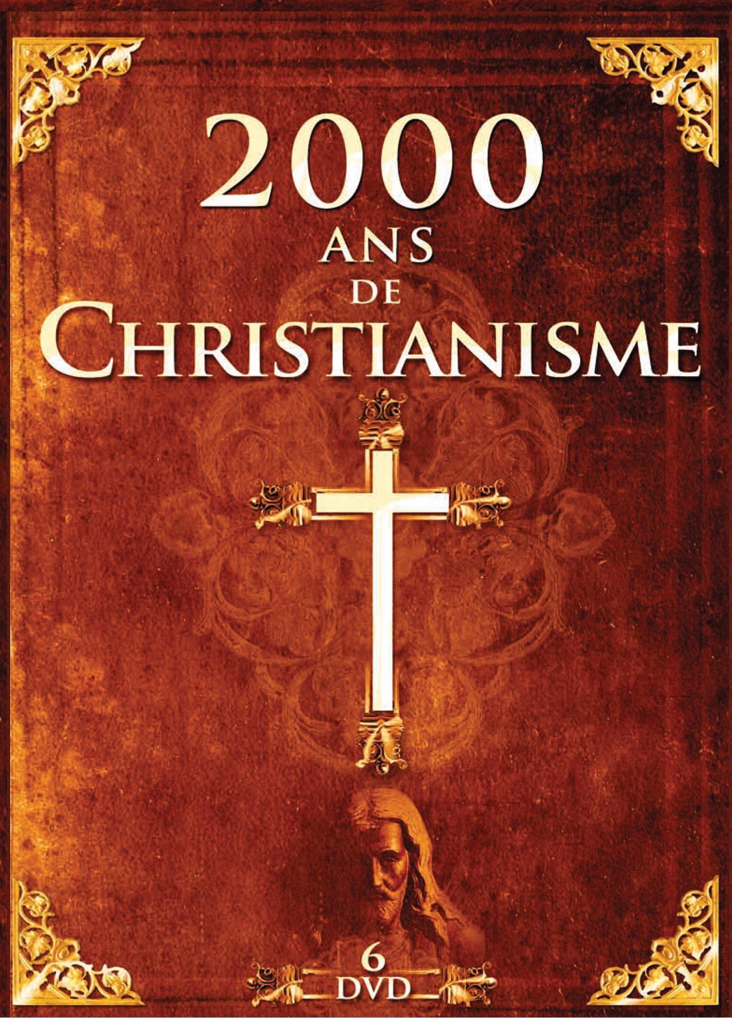 2000 ans de christianisme - 6 dvd