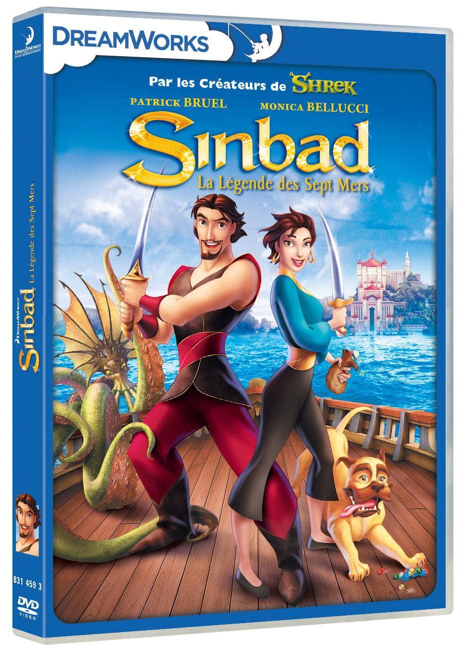 Sinbad - dvd