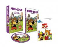Mini loup - collection livre + dvd