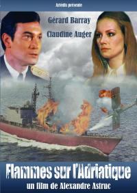 Flamme sur l'adriatique - dvd
