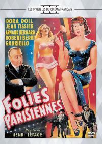 Folies parisiennes - dvd
