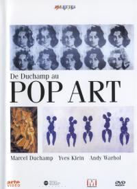 De duchamp au pop art - dvd