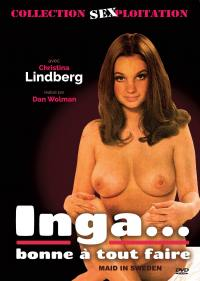 Inga… bonne a tout faire - dvd