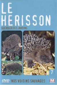 Le herisson - dvd  le guerrier des jardins