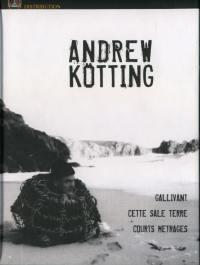 Coffret andrew kotting - 3dvd  cd, livret, cartes postales