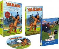Yakari - collection livre + dvd