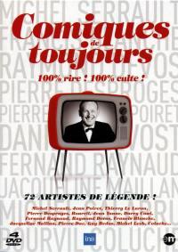 Comiques de toujours - integrale - 4 dvd