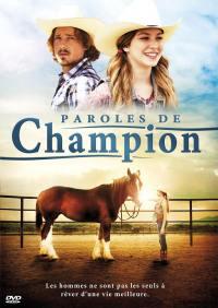 Paroles de champion - dvd