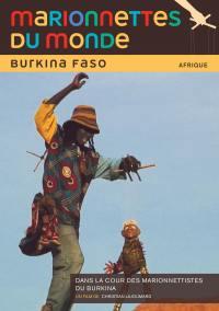 Marionnettes du monde - burkina faso -  dvd
