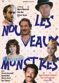 Nouveaux monstres (les) - dvd