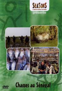 Chasses au senegal - dvd