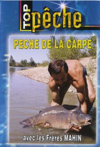 Top peche - peche de la carpe - dvd