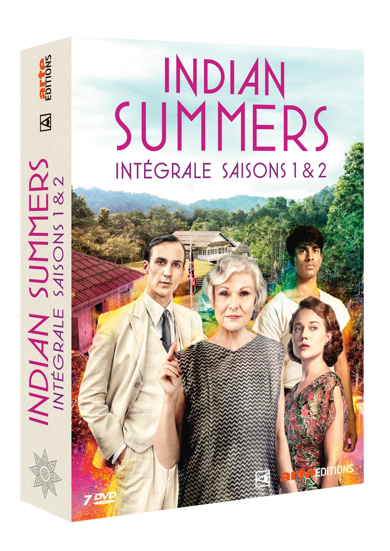 Indian summers saison 1 + 2 - 7 dvd