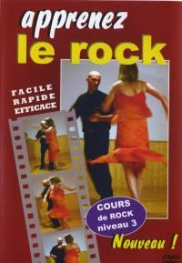 Apprenez le rock niv 3 - dvd