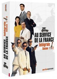Au service de la france s1 et s2 - 6 dvd