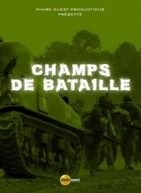 Champs de bataille - 6 dvd