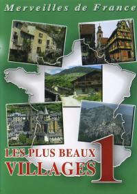 Plus beaux villages vol1 - dvd  merveilles de france