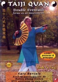 Taiji quan double eventail-dvd