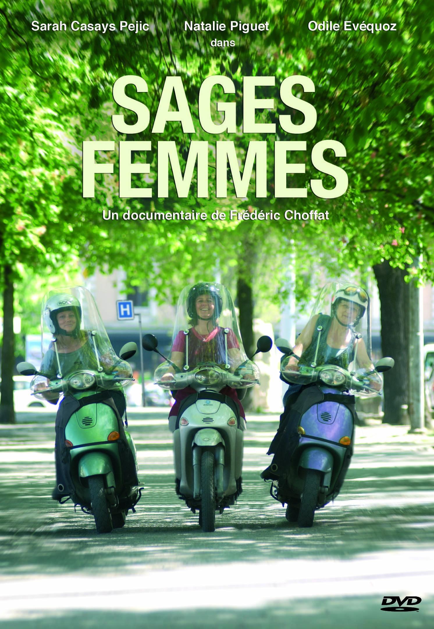 Sages femmes - dvd