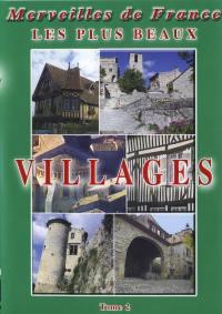 Plus beaux villages vol2 - dvd  merveilles de france