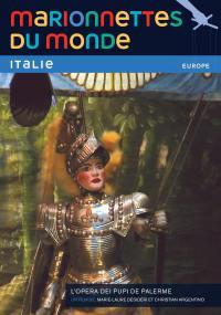 Marionnettes du monde - italie -  dvd
