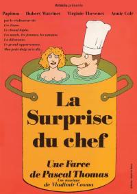 Surprise du chef (la) - dvd