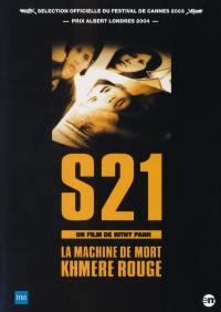 S21, la machine de mort khmere rouge - dvd