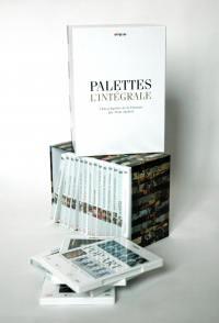Integrale palettes - 18 dvd