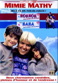 Coffret nounou et nana - 2 dvd