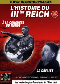 Coffret histoire du iiieme reich - 2 dvd