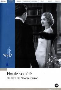 Haute societe - our betters - dvd