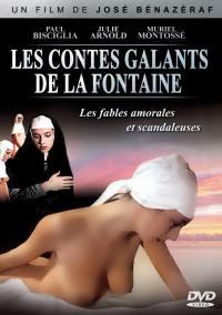 Contes galants de la fontaine - dvd