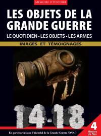 Objets de la grande guerre (les) - le quotidien-les objets-les armes - 3 dvd