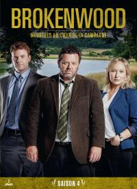 Brokenwood s4 sans fourreau - 2 dvd