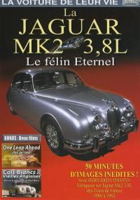 Jaguar mk2 - dvd  3.8 l - le felin eternel